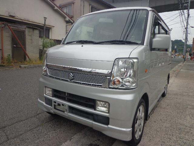 「スズキ」「エブリイワゴン」「コンパクトカー」「広島県」の中古車6
