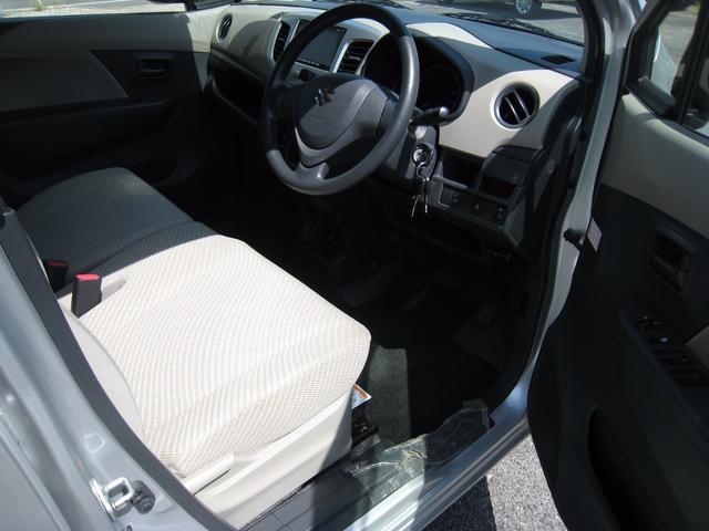 スズキ ワゴンR FX 4WD シートヒーター アイドリングストップ キーレス