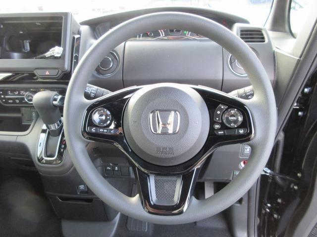 L ホンダセンシング 左側パワースライドドア 前席シートヒーター シートバックテーブル 標識認識機能 パーキングセンサー アダプティブクルーズ ステアリングリモコン LEDヘッドライト(14枚目)