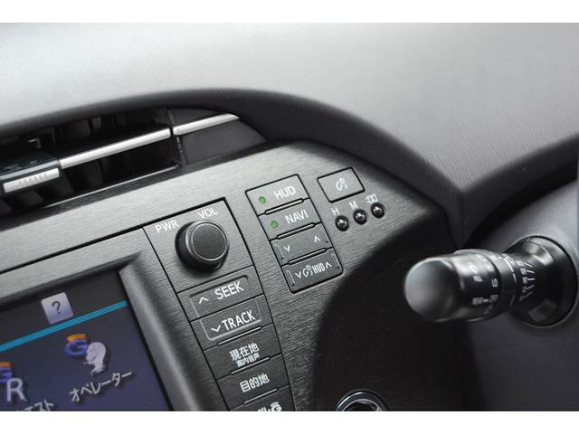 ■ 希少オプション装備の『ヘッドアップディスプレイ』搭載!! フロントガラスに運転者だけが見える様に浮き出ます!速度やナビ案内などが表示され、ON/OFFや表示する高さ調整など様々な操作が可能です!