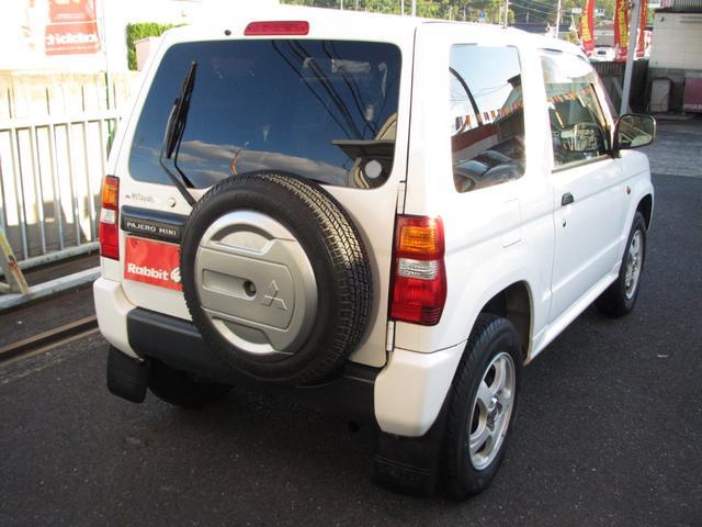 V 衝突安全ボディ 4WD ターボ 両席エアバッグ付き(7枚目)