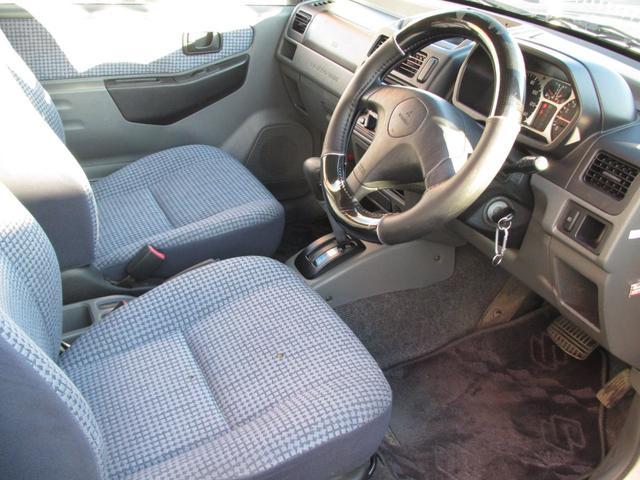 V 衝突安全ボディ 4WD ターボ 両席エアバッグ付き(10枚目)