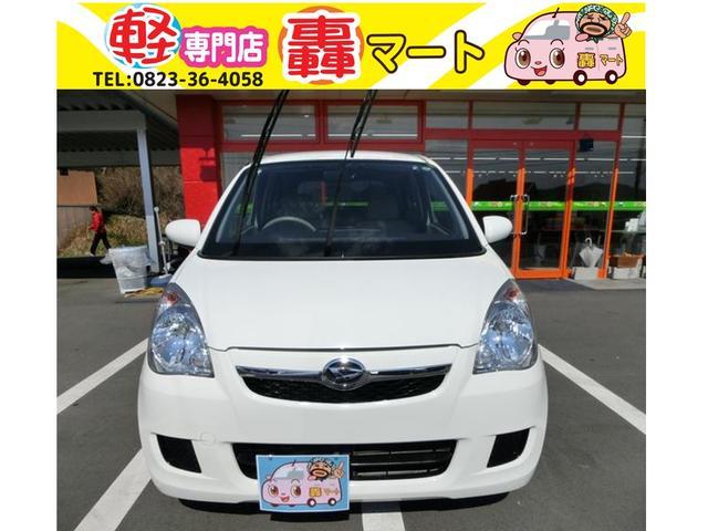 ダイハツ ミラ X ETC CVT CD・MD