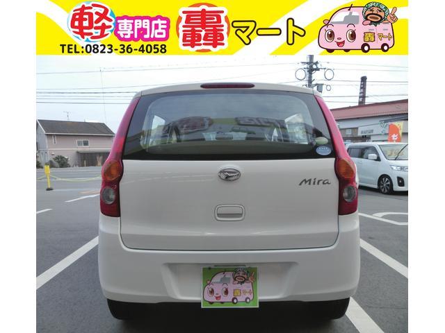 ダイハツ ミラ Xスペシャル CVT CDデッキ ライトレベライザー
