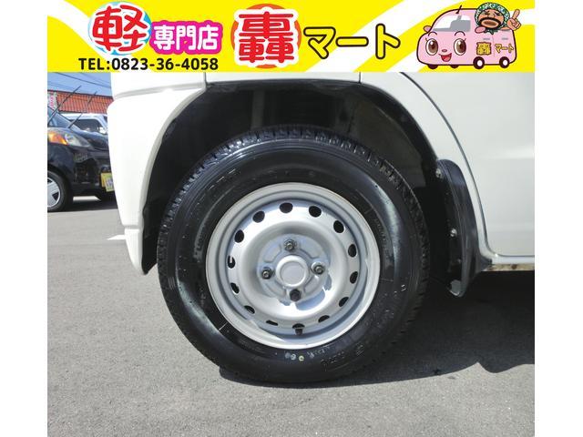 三菱 ミニキャブバン CD 切替式4WD タイベル交換済 ハイルーフ