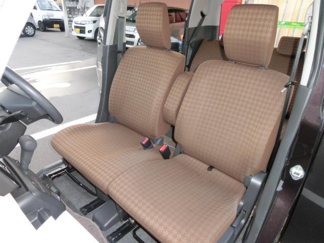 モコは軽自動車でも、とにかく中が広くゆったりしています。