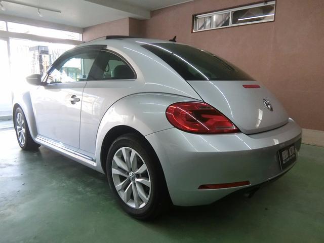 フォルクスワーゲン VW ザ・ビートル サンルーフ タイヤ4本新品 ETC