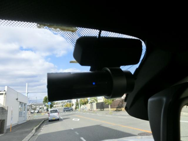 ドライブレコーダー付きです!