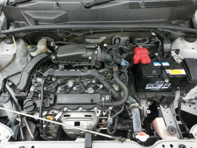 エンジンルーム内もクリーニング済み!エンジンオイル、オイルエレメント、バッテリー交換納車です!