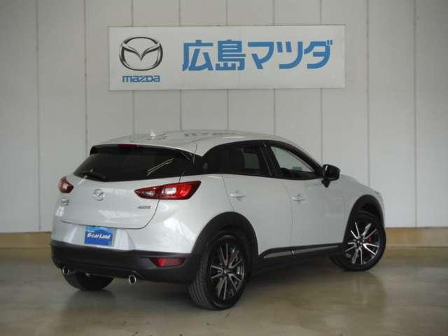 マツダ CX-3 XD Touring L package AWD ナビ