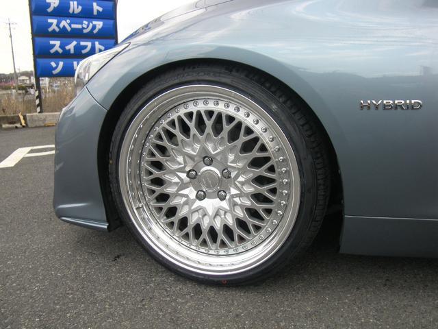 350GT ハイブリッド タイプP ワークシーカー20インチ(13枚目)