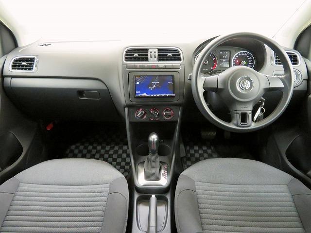 フォルクスワーゲン VW ポロ TSIコンフォートライン HDDナビ フルセグTV ETC