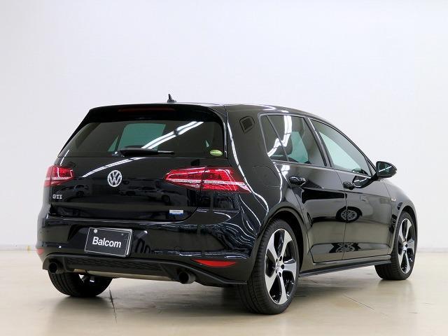 フォルクスワーゲン VW ゴルフGTI ベースグレード DCCパッケージ 純正SDナビ フルセグTV
