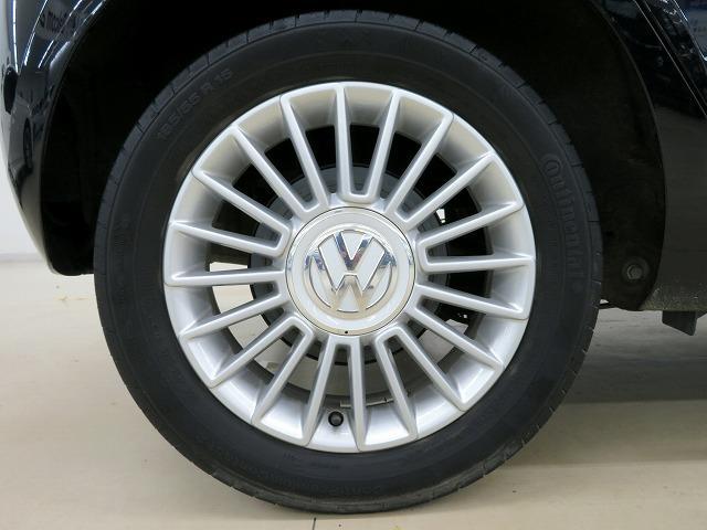 フォルクスワーゲン VW アップ! ハイ アップ! シティエマージェンシーブレーキ クルコン