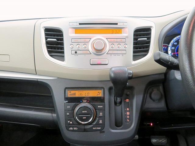 スズキ ワゴンR FXリミテッド エネチャージ アイドリングストップシステム