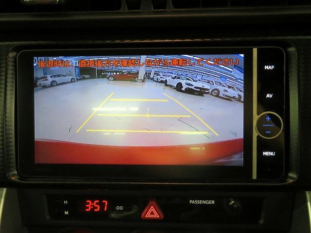 トヨタ 86 GT 純正HDDナビ フルセグTV バックカメラ ETC