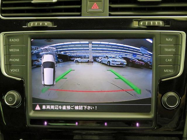 フォルクスワーゲン VW ゴルフR DCCパッケージ ディスカバープロナビ レザーシート
