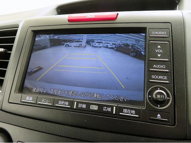 ホンダ CR-V 20G 純正HDDナビ フルセグTV バックカメラ ETC