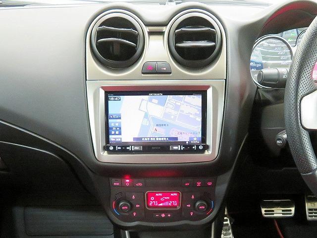 ■カロッツエリアSDナビ/フルセグTV/バックモニター/CD/DVD再生可/USB/Bluetooth/前席左右独立調整機能付きオートエアコン!