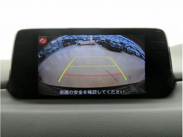 ■駐車するときにバックガイドモニターを見ながら安心して駐車できます/サイドモニターも付いていますので横の見えにくい所も確認できます!
