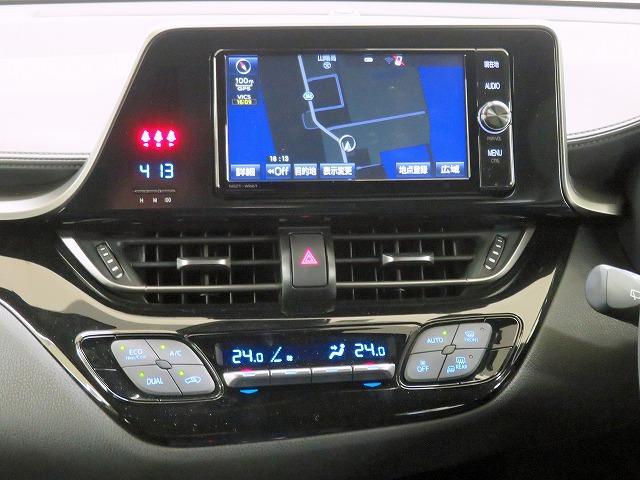 S LEDエディション セーフティセンスP 純正SDナビ フルセグTV バックカメラ ETC プッシュスタート 本革巻きステアリング LEDヘッドライト オートマチックハイビーム 純正17アルミホイール アイドリングストップ(4枚目)