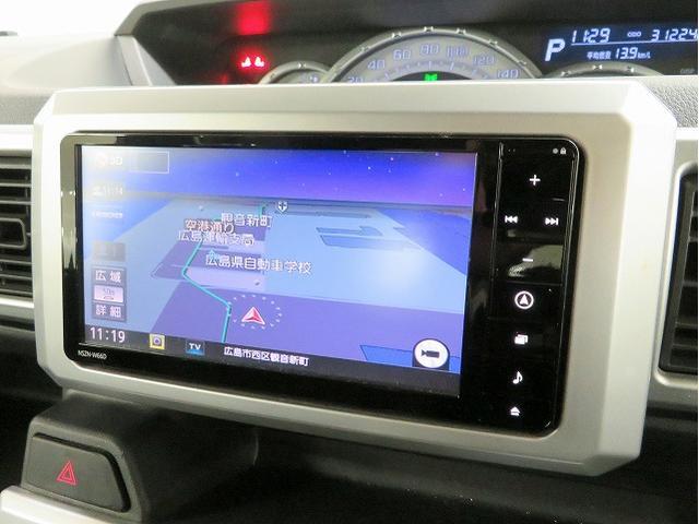 X ファインセレクションSA スマートアシスト 低速域衝突回避支援ブレーキ 誤発進抑制制御機能 先行車発進お知らせ 新品タイヤ4本 純正SDナビ  ドライブレコーダー LEDヘッドライト 純正14inアルミ 左側パワースライドドア(8枚目)