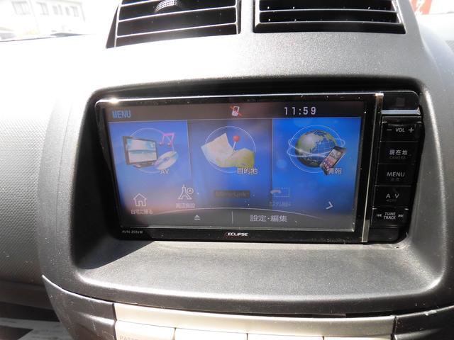 トヨタ パッソ G Fパッケージ フルセグSDナビ バックモニター
