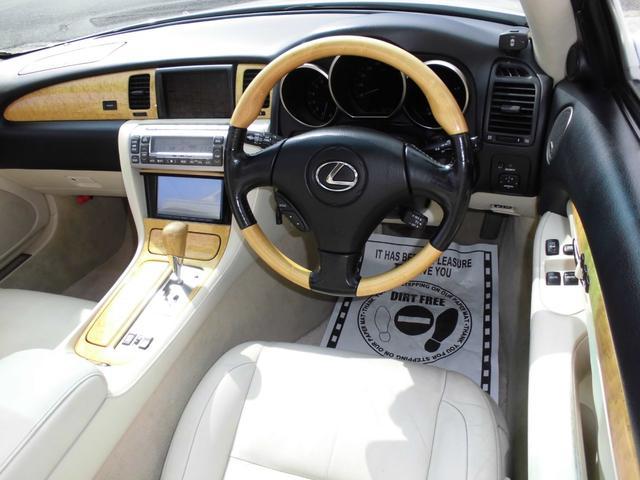 「レクサス」「SC」「オープンカー」「岡山県」の中古車24