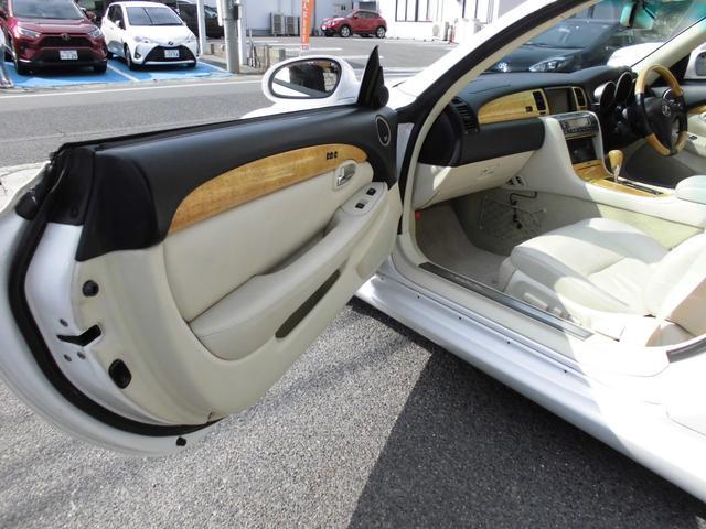 「レクサス」「SC」「オープンカー」「岡山県」の中古車47