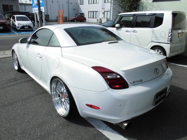 「レクサス」「SC」「オープンカー」「岡山県」の中古車51