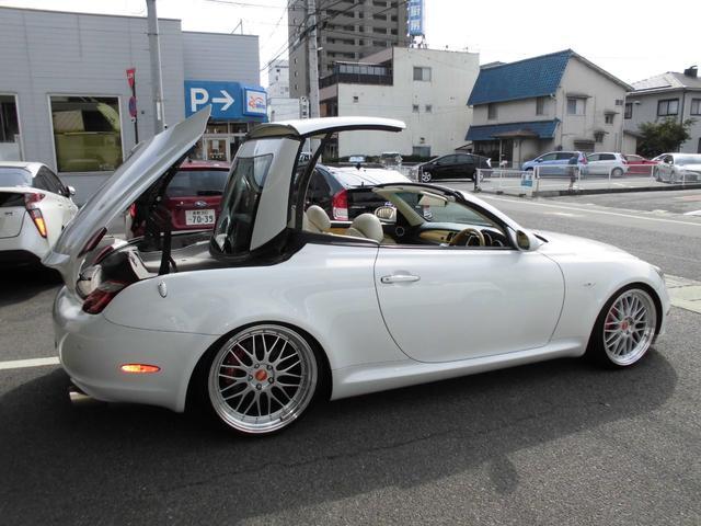 「レクサス」「SC」「オープンカー」「岡山県」の中古車53