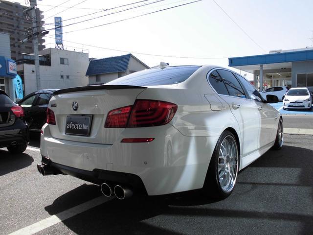 「BMW」「5シリーズ」「セダン」「岡山県」の中古車6