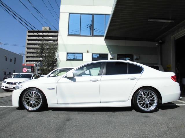 「BMW」「5シリーズ」「セダン」「岡山県」の中古車9