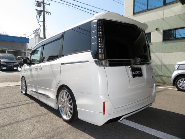 「トヨタ」「ヴォクシー」「ミニバン・ワンボックス」「岡山県」の中古車8