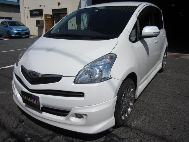 トヨタ ラクティス G/Lパッケージ/MTモード付CVT/タイミングチェーン