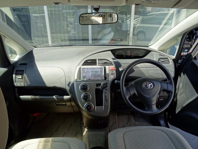 トヨタ ラクティス X ナビ地デジ バックカメラ アルミ 全国2年保証