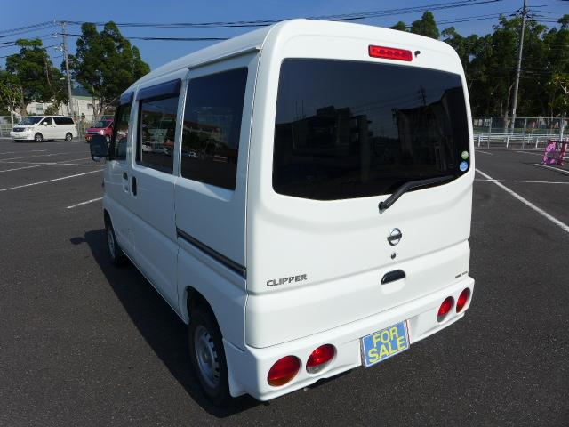 「日産」「クリッパーバン」「軽自動車」「鳥取県」の中古車14