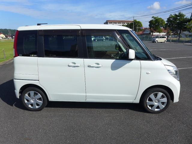 「日産」「ルークス」「コンパクトカー」「鳥取県」の中古車11