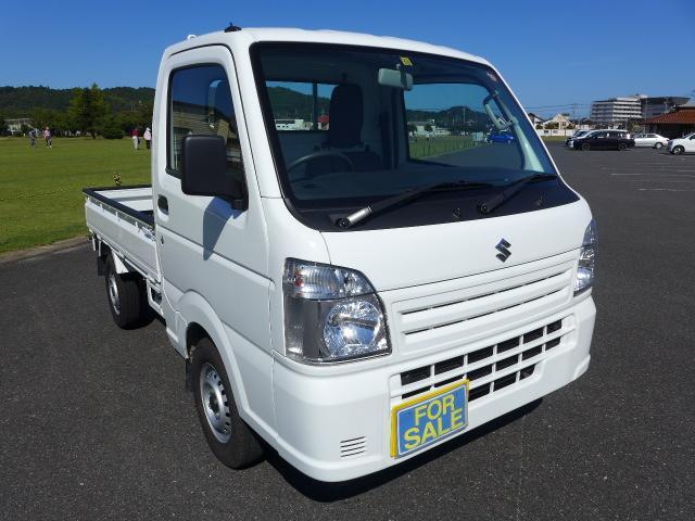 「スズキ」「キャリイトラック」「トラック」「鳥取県」の中古車8