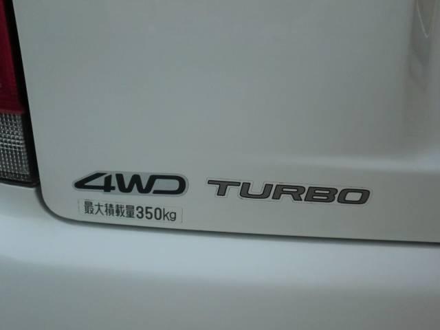 ダイハツ ハイゼットカーゴ DXターボ 4WD 集中ドアロック
