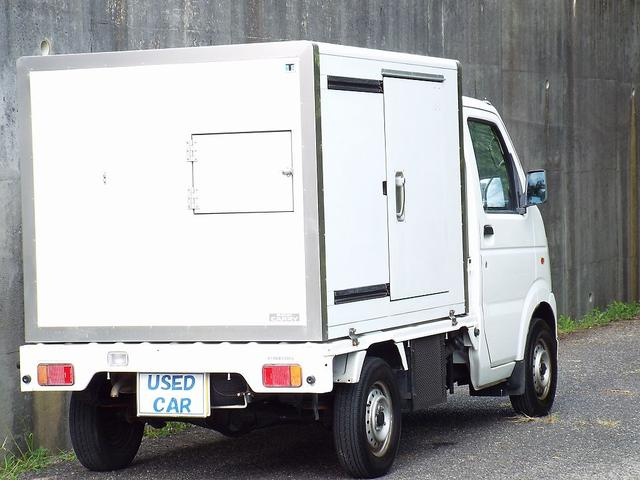 スズキ キャリイトラック KCエアコン・パワステ 冷蔵・冷凍移動販売車