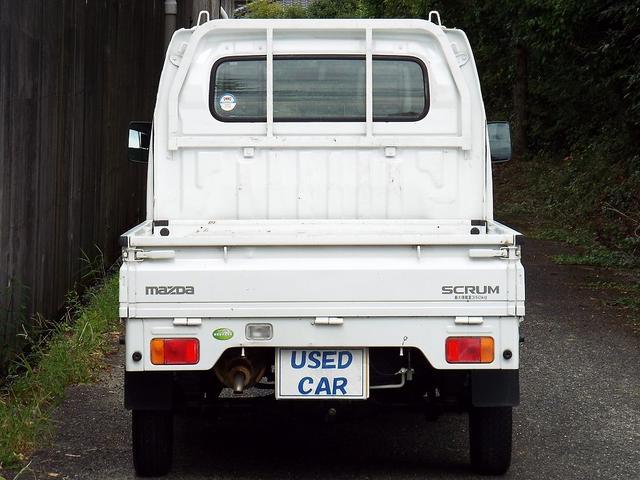 マツダ スクラムトラック KCスペシャル