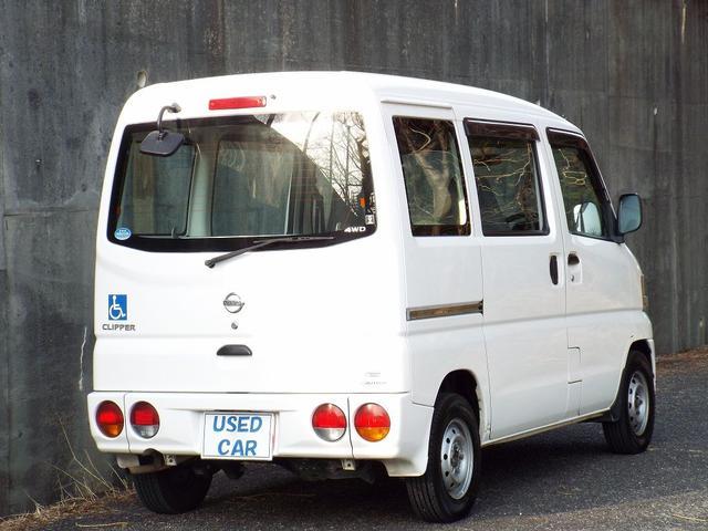 DX 車いす移動車 4WD(11枚目)