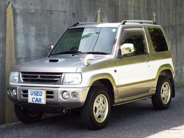 三菱 パジェロミニ リミテッドエディションVR 4WD