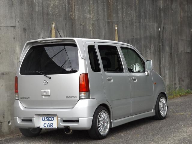マツダ AZワゴン RR-TL ETC