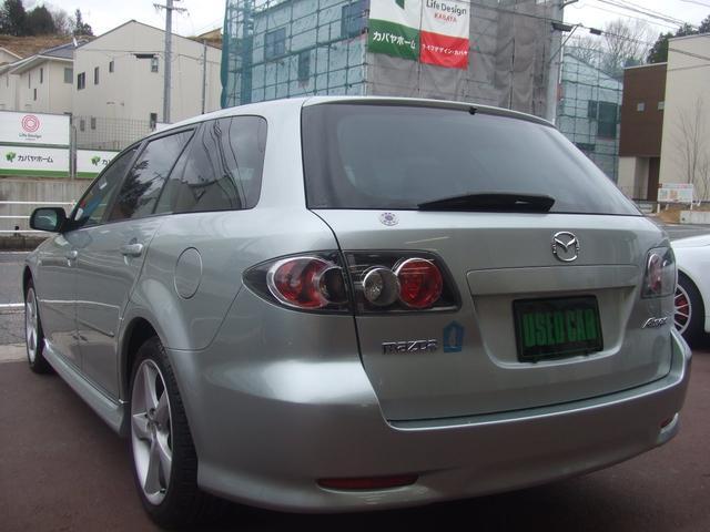 マツダ アテンザスポーツワゴン 23S ナビ ETC