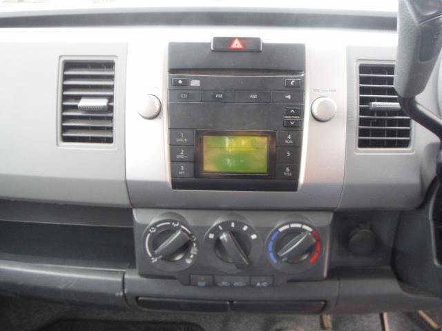 マツダ AZワゴン FX フル装備 純正CD タイヤ新品4本