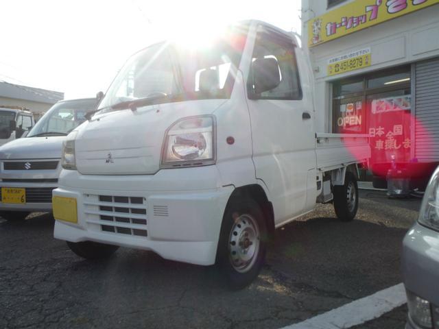 三菱 ミニキャブトラック Vタイプ  エアコン