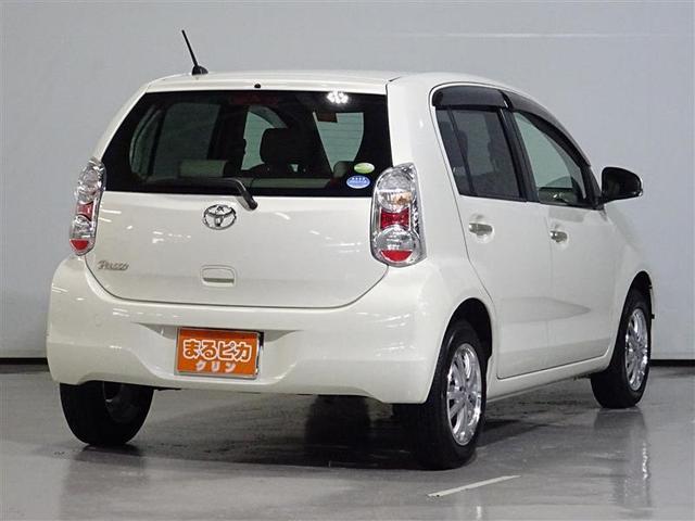 「トヨタ」「パッソ」「コンパクトカー」「島根県」の中古車3