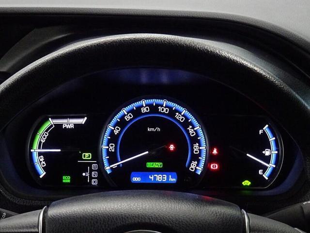 ハイブリッドX ドライブレコーダー 後席モニタ ワンオーナー(6枚目)